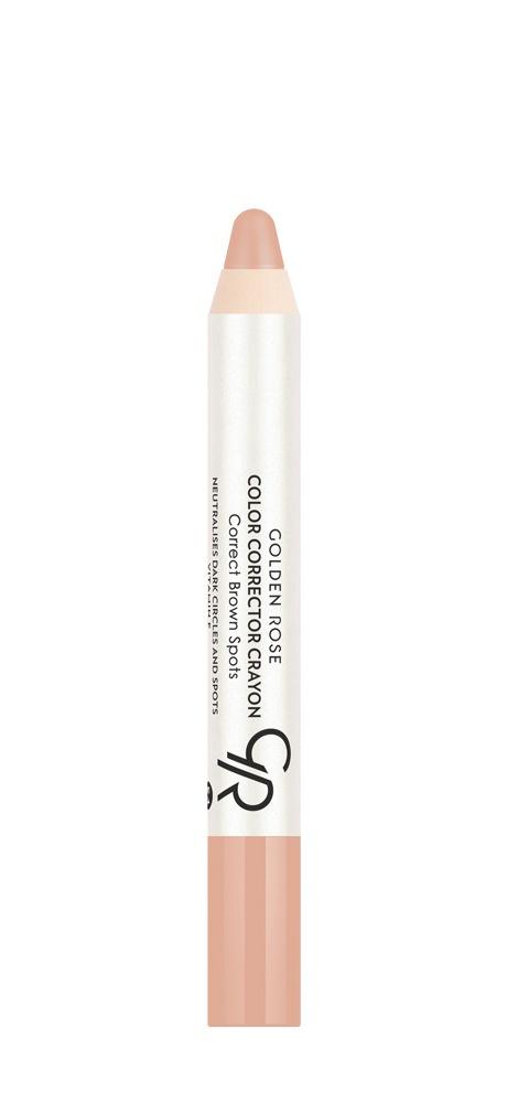 Корректор для лица Golden Rose Color Corrector Crayon тон 54, 20 г