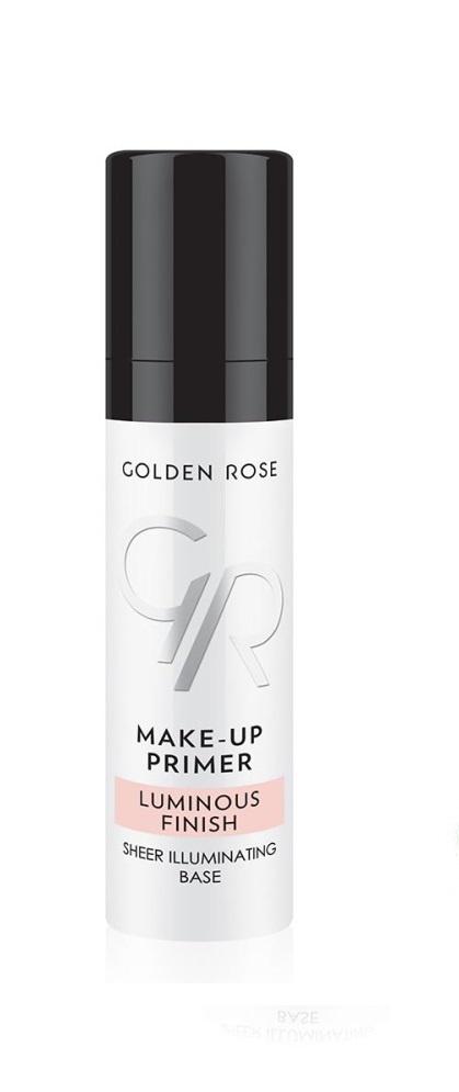 Сияющая основа под макияж Make-up primer luminous finish, Golden Rose