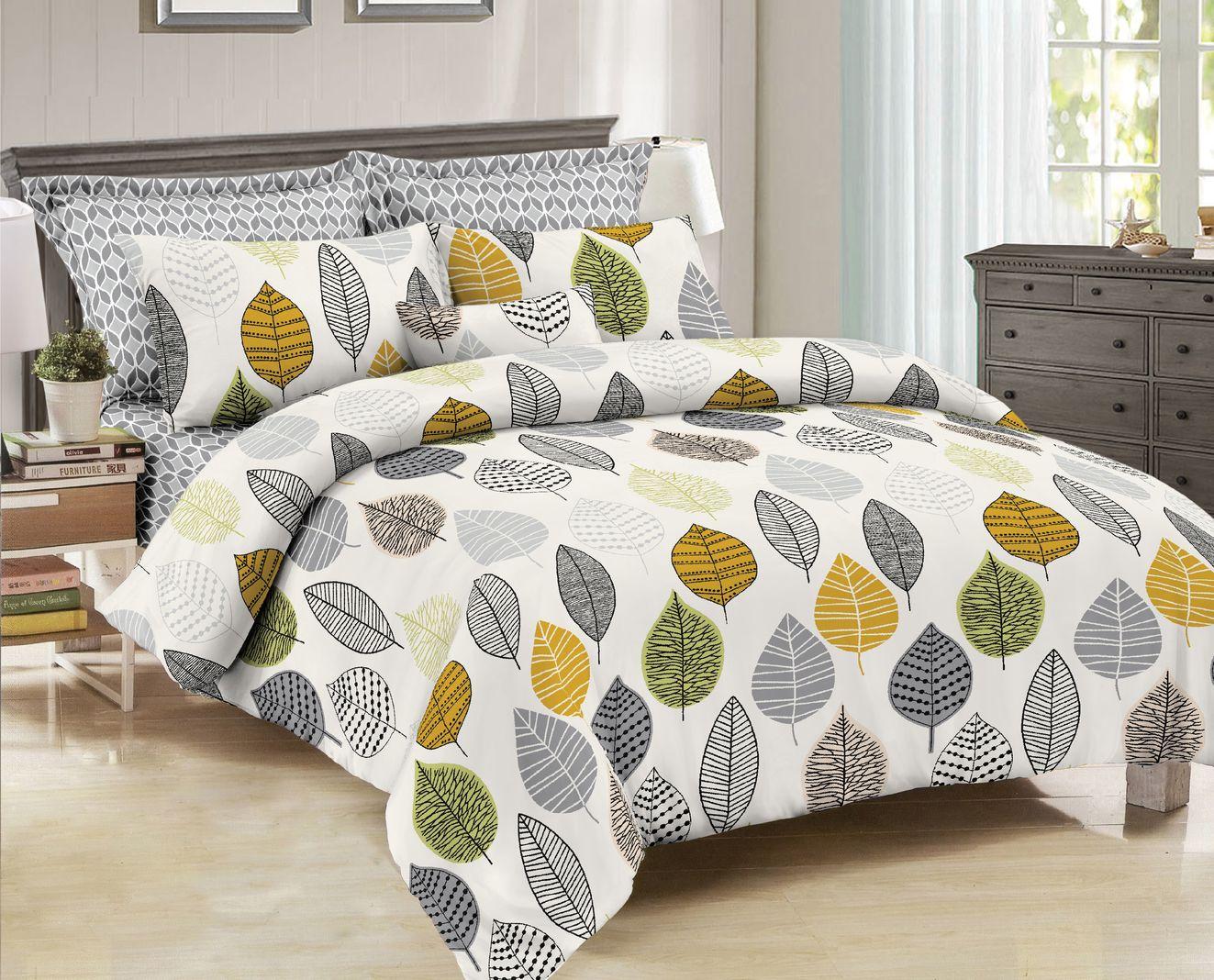 Комплект постельного белье Seta Azalea Annecy, 019032320, евро цена 2017