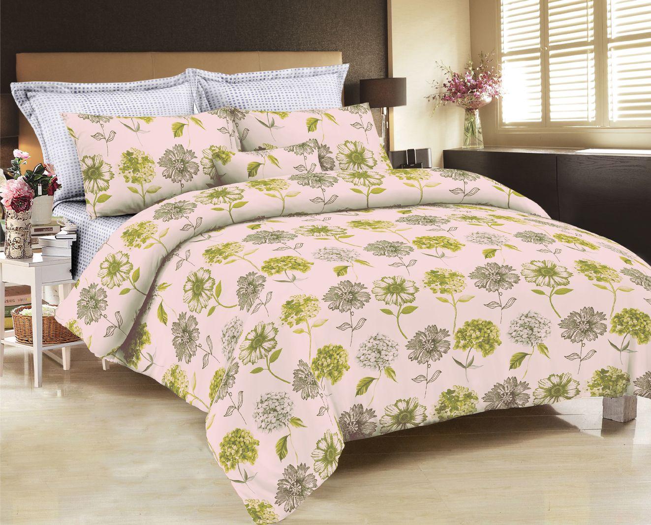 цена Комплект постельного белья Seta Azalea Nautica 019033317, евро, наволочки 50x50 см онлайн в 2017 году