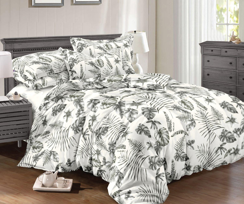 цена Комплект постельного белья Seta Azalea Satin Barbados 019132298, евро, наволочки 70x70 см онлайн в 2017 году