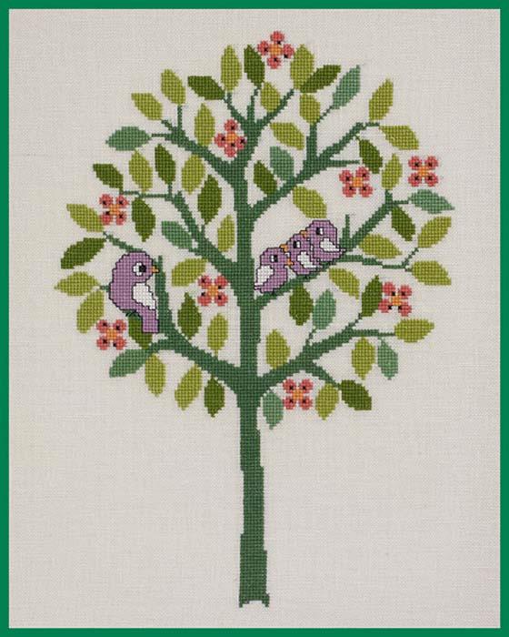 """Набор для вышивания крестом Eva Rosenstand """"Лето. Времена года"""", 32 х 37 см"""