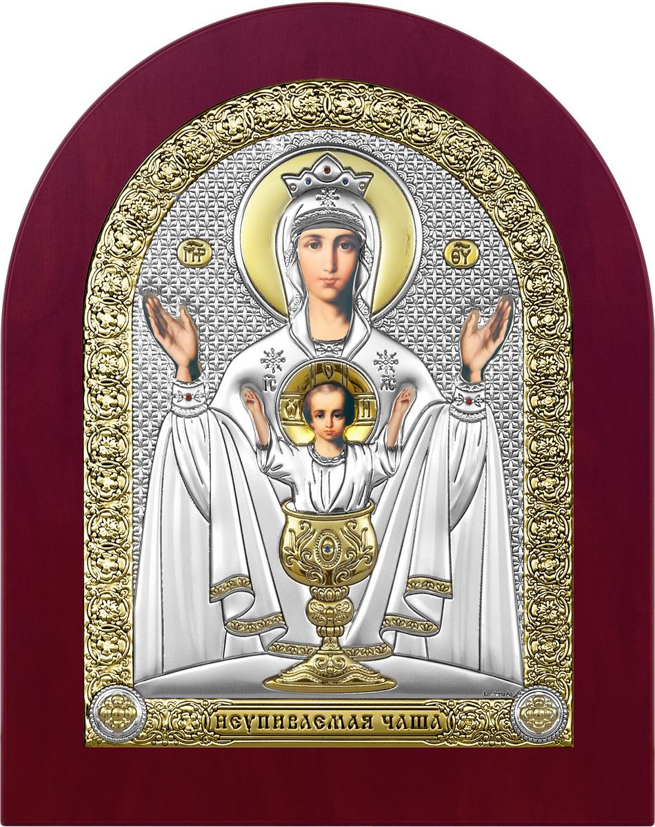 Икона Beltrami Неупиваемая Чаша Богородица, 6397/3WO, 16.5 х 20 см икона споручница грешных фото и значение