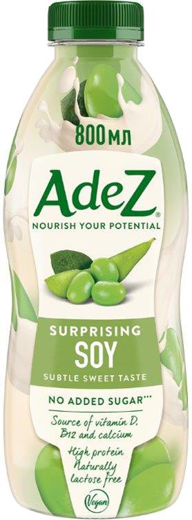 Напиток AdeZ Изумительная соя, 800 мл
