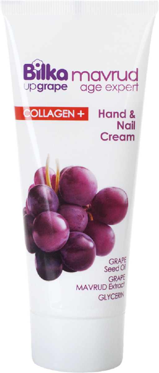 Крем для рук и ногтей Bilka Anti-Age, интенсивный, регенерирующий, 100 мл