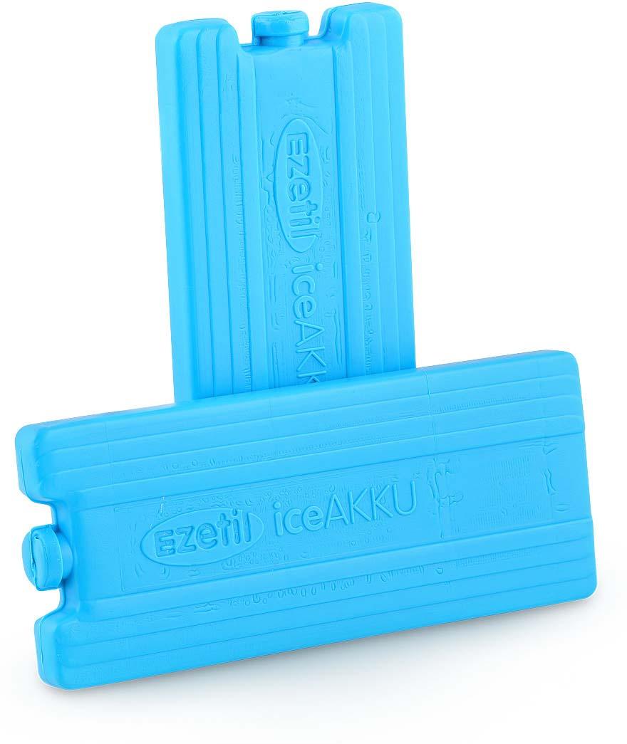 Аккумулятор холода Ezetil Ice Akku, 880100, синий, 2 х 220 г аккумулятор холода ezetil ice akku g 270 2 245 gr