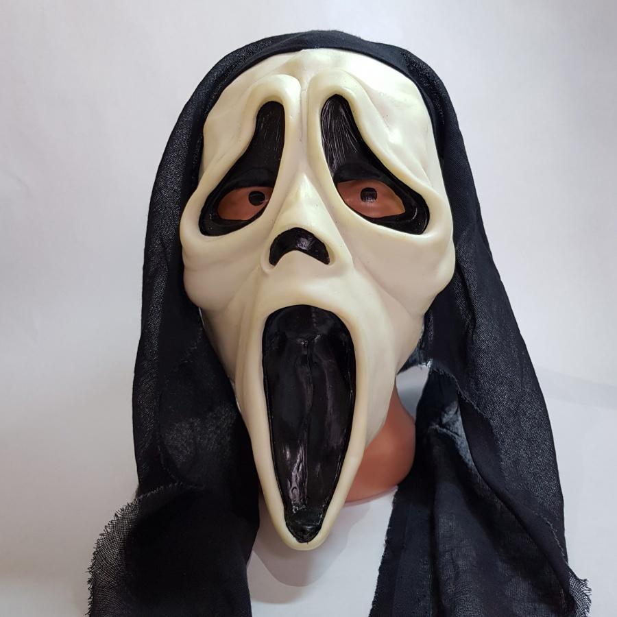 Фото - Маска карнавальная Филькина грамота Крик, латексная, MS0000042 маска карнавальная филькина грамота собака латексная ms0000029