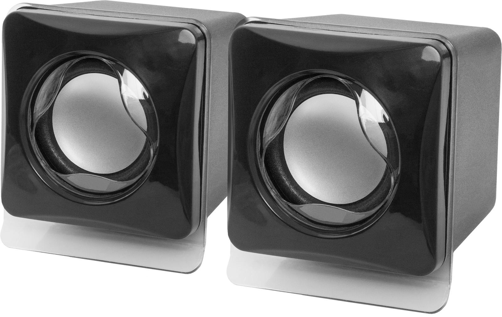 Компьютерная акустика SPK 35, черный цена