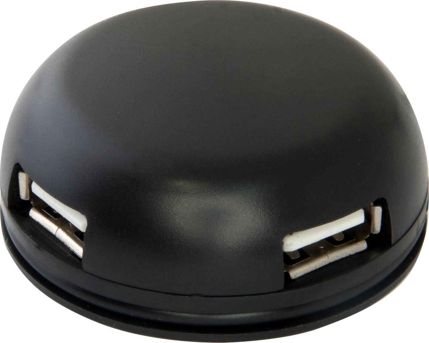 USB-разветвитель Defender Quadro Light USB 2.0, 83201, 4 порта