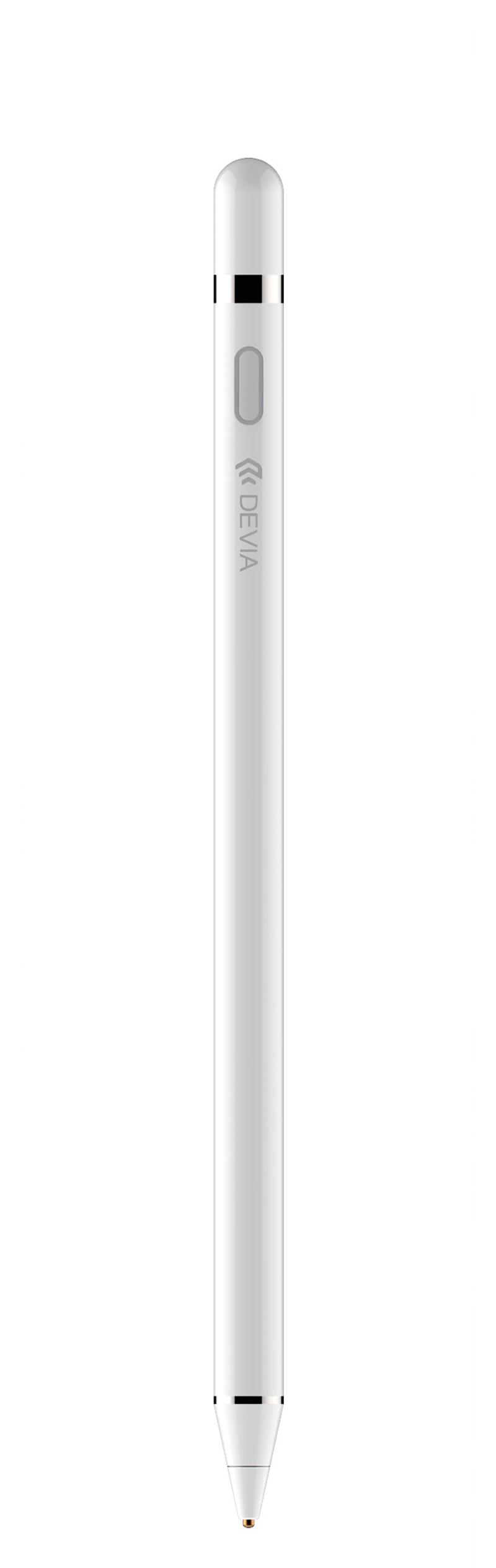 Стилус для графического планшета Devia Touch Pencil, белый ручка стилус philippi doux in a black pencil case z54069 30