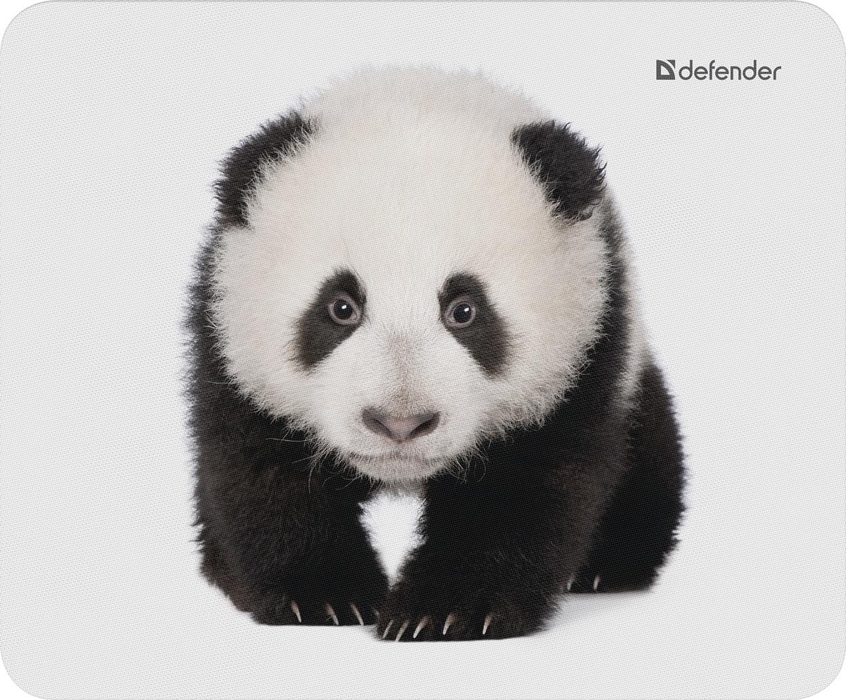 Коврик для компьютерной мыши Defender Wild Animals, 50803, 22x18 см