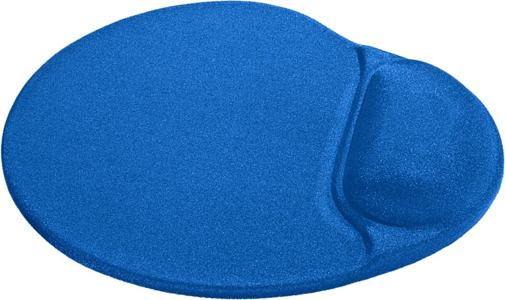 Коврик для компьютерной мыши Defender Easy Work, 50916, синий, 26х22.5 см коврик defender easy work grey 50915