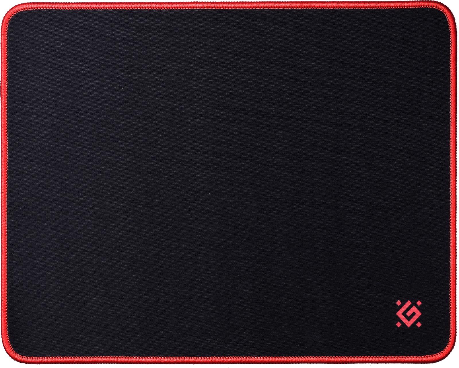 лучшая цена Игровой коврик для мыши Defender Black, 50560, черный