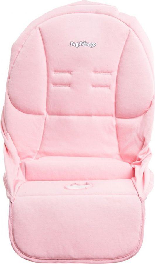Чехол для стульчика Peg-Perego Kit Tatamia Rosa, IKAC0009--IN29, розовый автокресло peg perego viaggio 1 2 3 via urban denim