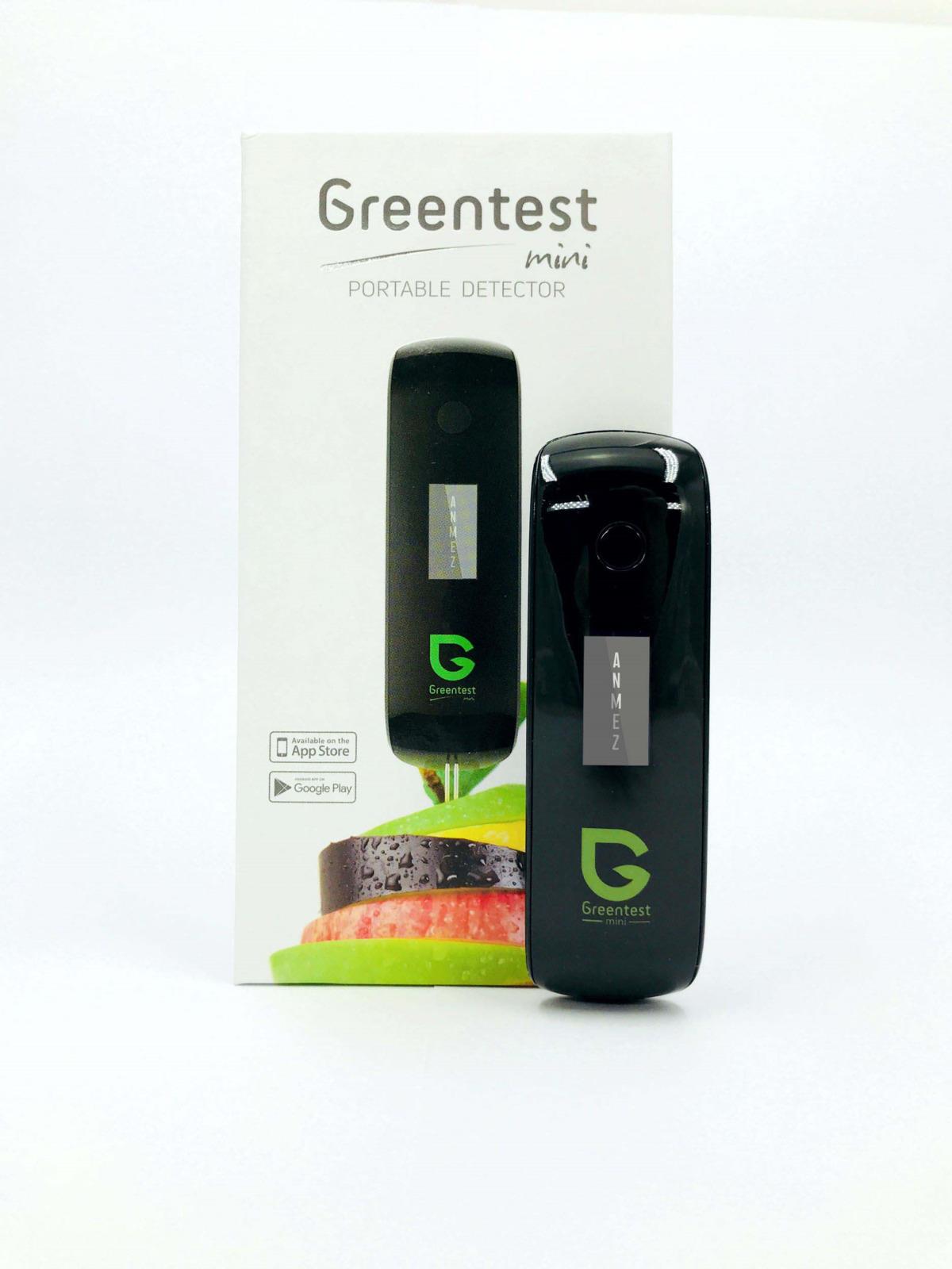 Нитрат-тестер Greentest Mini, KIT FB0130B, черный Greentest