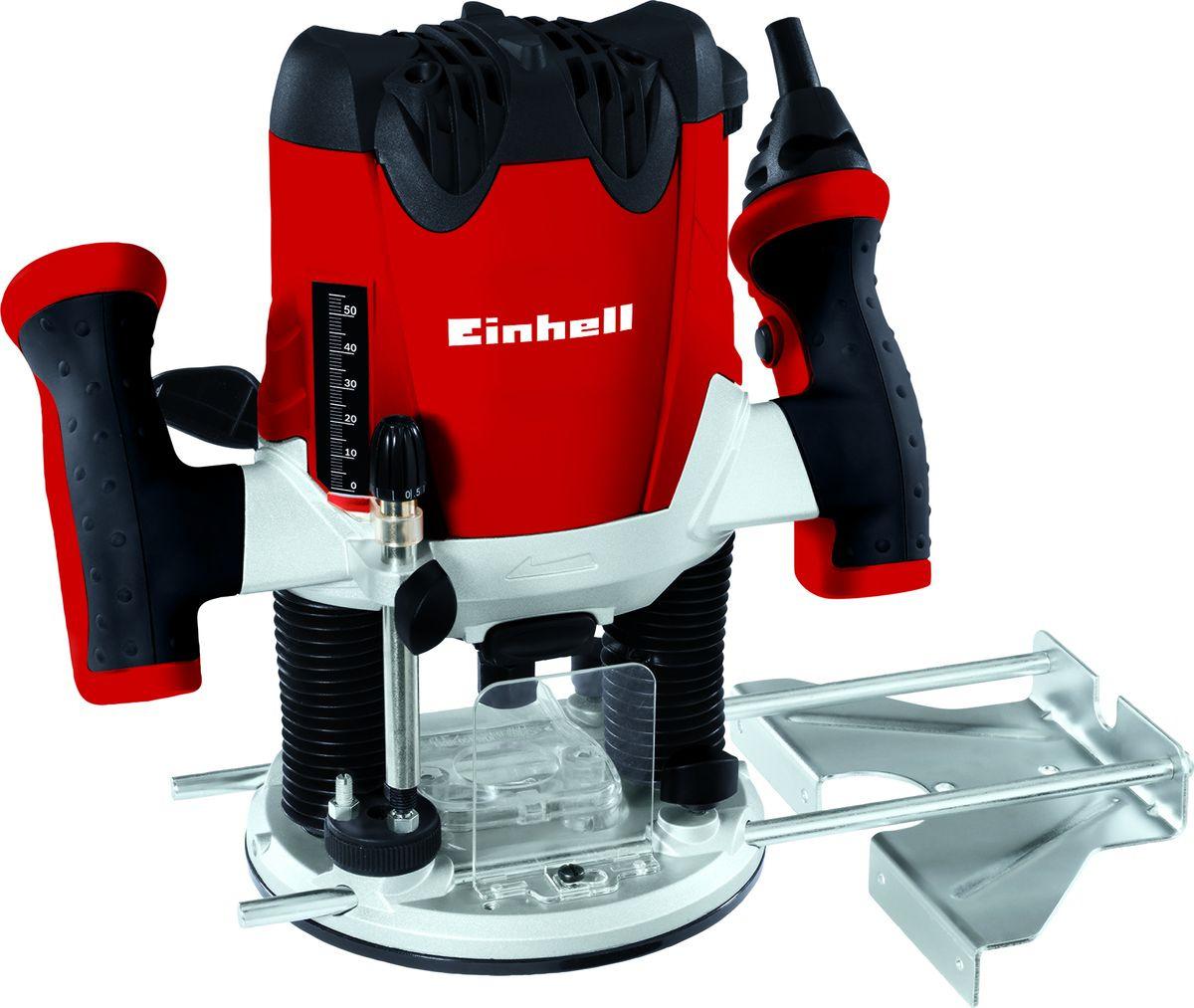 цена на Фрезер Einhell Expert TE-RO 1255 E, 1200Вт, 55 мм, 6,8 мм