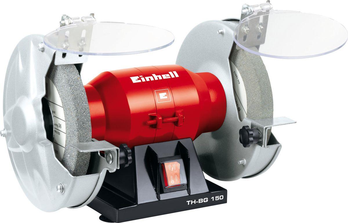 Станок точильный Einhell Classic TH-BG 150, 150Вт, 150 х 16 х 12,7 мм цена 2017