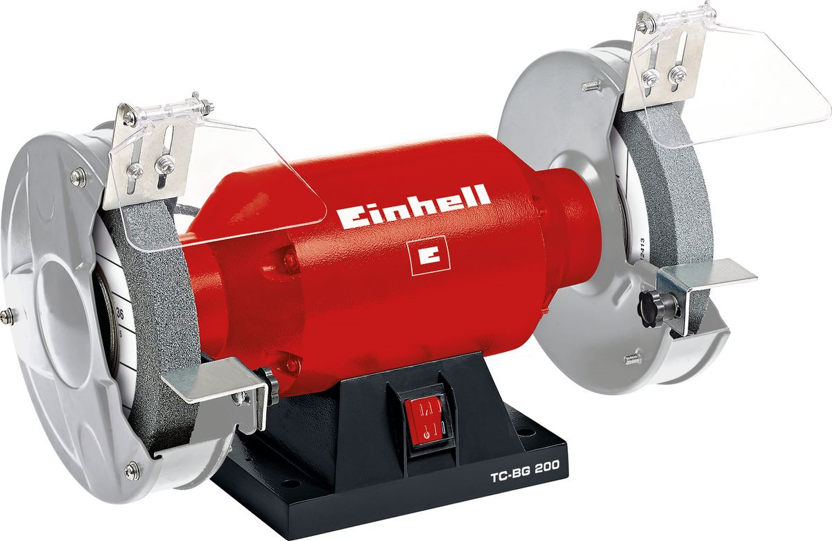 Станок точильный Einhell Classic TС-BG 200, 175Вт, 200 х 25 х 32 мм цена 2017