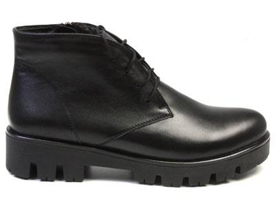 Ботинки AirBox купить черные ботинки женские