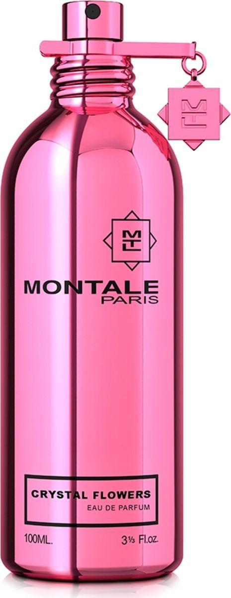 Montale Crystal Flowers 100 мл цена в Москве и Питере
