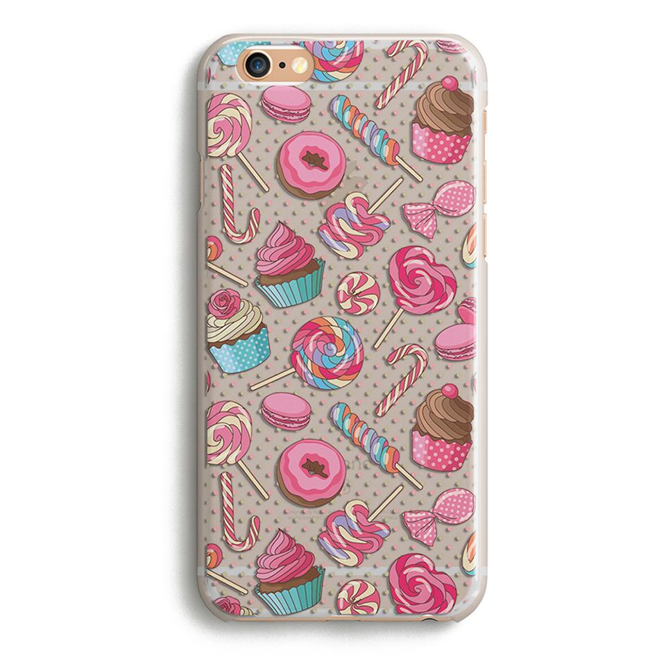 Чехол iPapai Pink Spray Sweets для iPhone 7/8, 2241327_7, разноцветный
