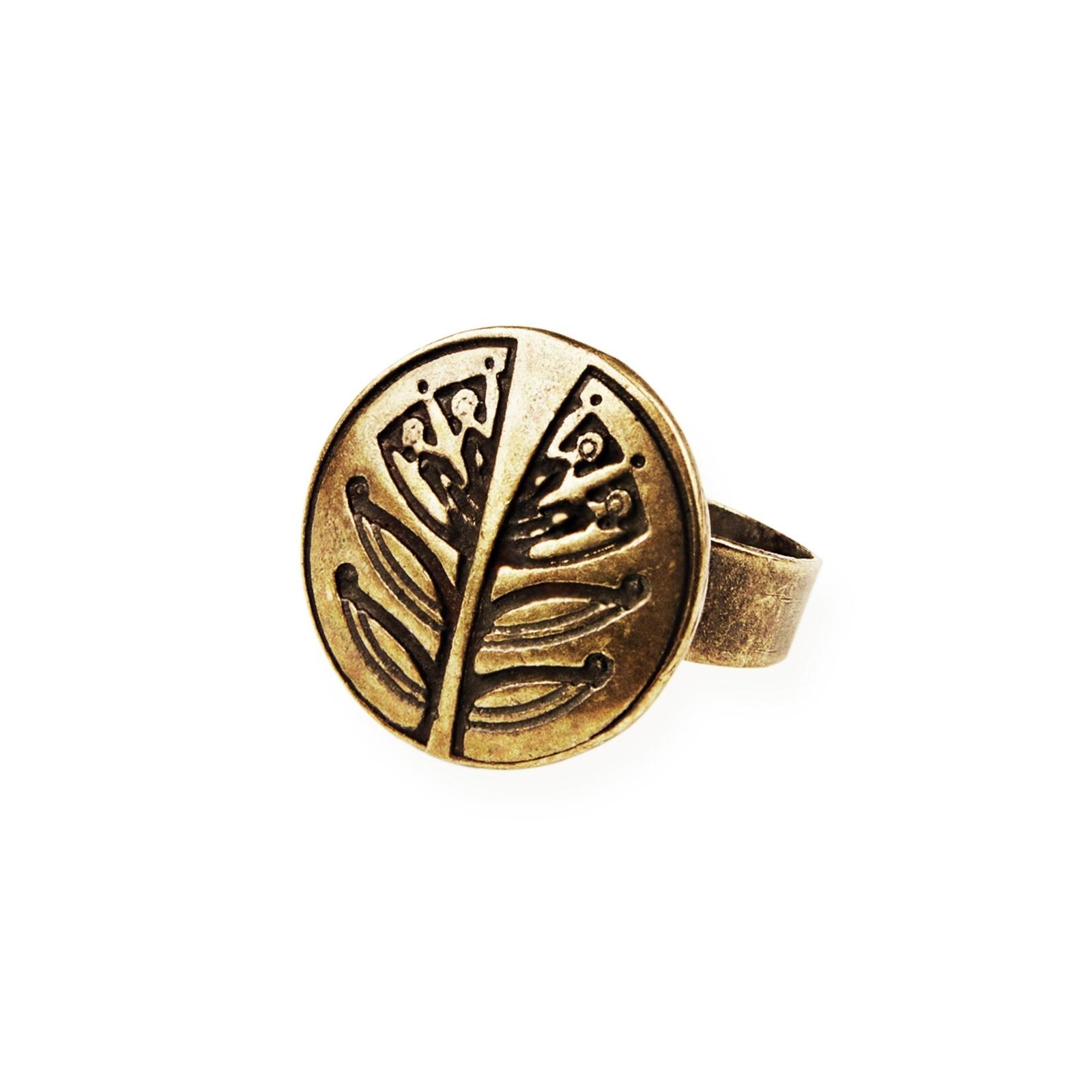 Кольцо Skifska Etnika Заграва, 115028115-8, бронза115028115-8#REF!