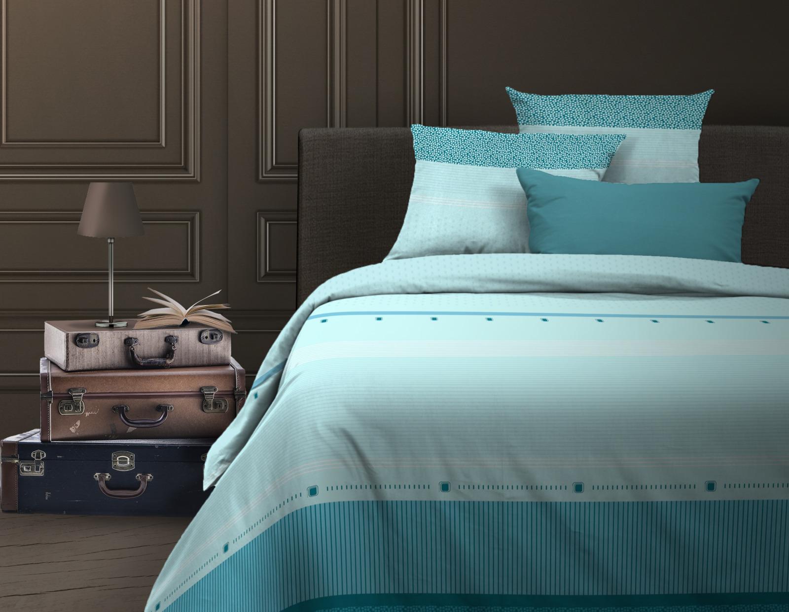 цена на Комплект постельного белья Wenge Line, 526000, евро, наволочки 70х70 см