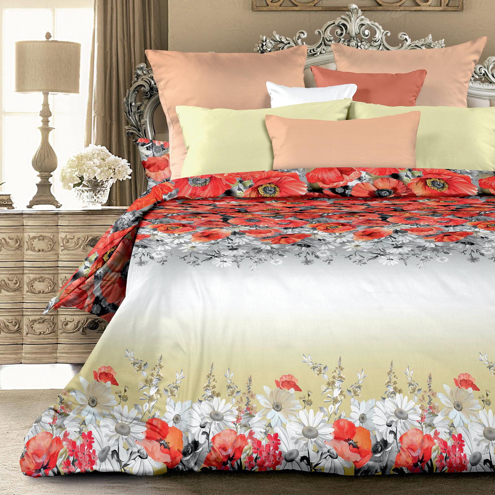 Комплект белья Унисон Альпийский бархат, 522131, 2-спальный, наволочки 70х70 комплект постельного белья унисон бархат