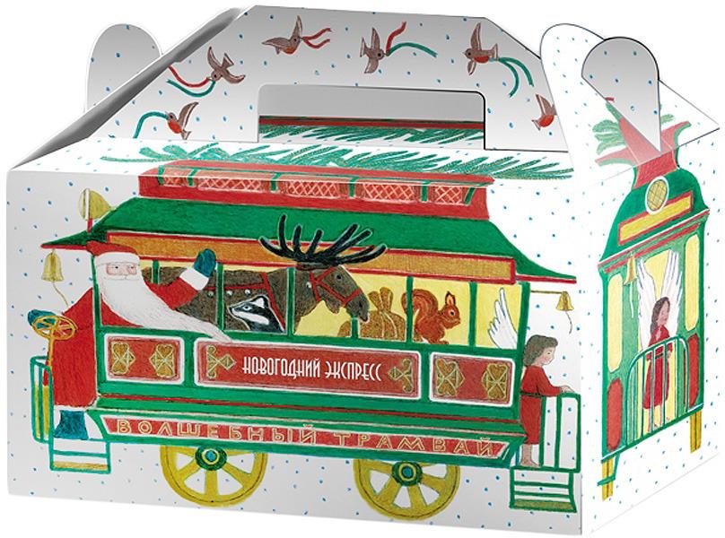 Коробка подарочная Даринчи, NYBOX4, 18 х 10 х 7 см коробка подарочная veld co свадебный бабочки цвет слоновая кость 18 х 18 х 26 см