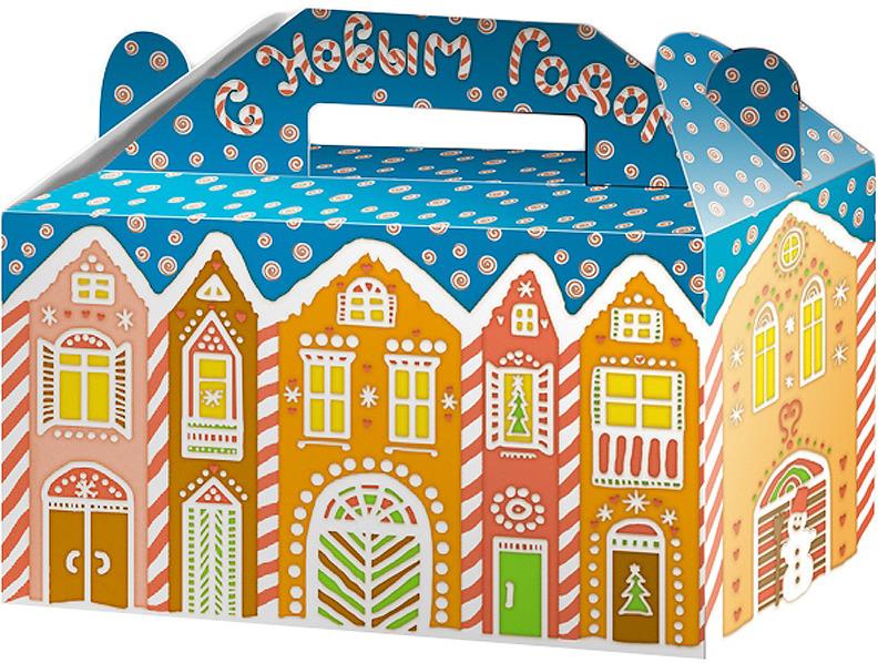 Коробка подарочная Даринчи, NYBOX3, 18 х 10 х 7 см коробка подарочная veld co свадебный бабочки цвет слоновая кость 18 х 18 х 26 см