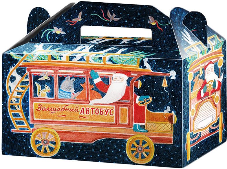 Коробка подарочная Даринчи, NYBOX2, 28,5 х 16 х 11 см