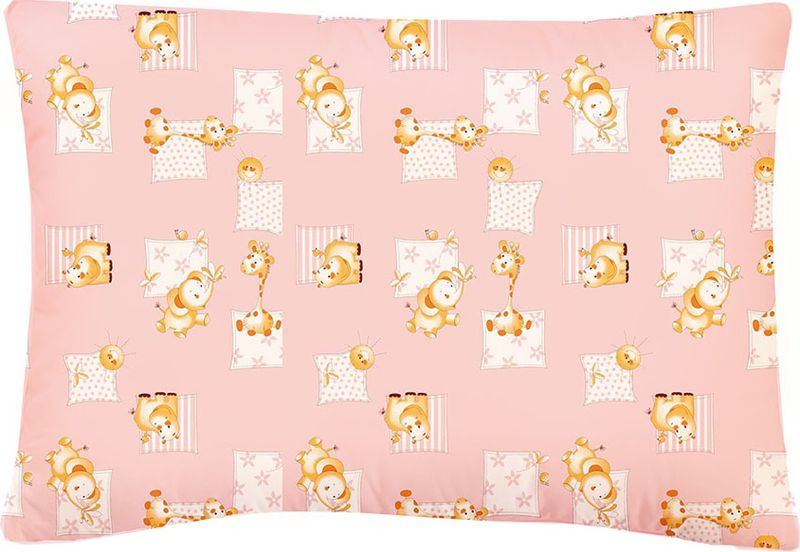 цена Наволочка Primavelle, 115124660-26Ж, розовый, 40 x 60 см онлайн в 2017 году