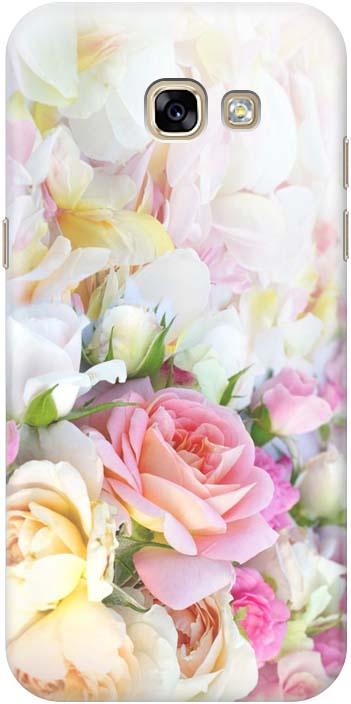 Фото - Чехол-накладка Gosso Cases Нежные розы для Samsung Galaxy A5 (2017) A520F, 180145 проводной и dect телефон foreign products vtech ds6671 3