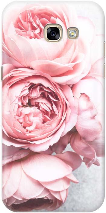 Фото - Чехол-накладка Gosso Cases Нежность для Samsung Galaxy A5 (2017) A520F, 190315 проводной и dect телефон foreign products vtech ds6671 3