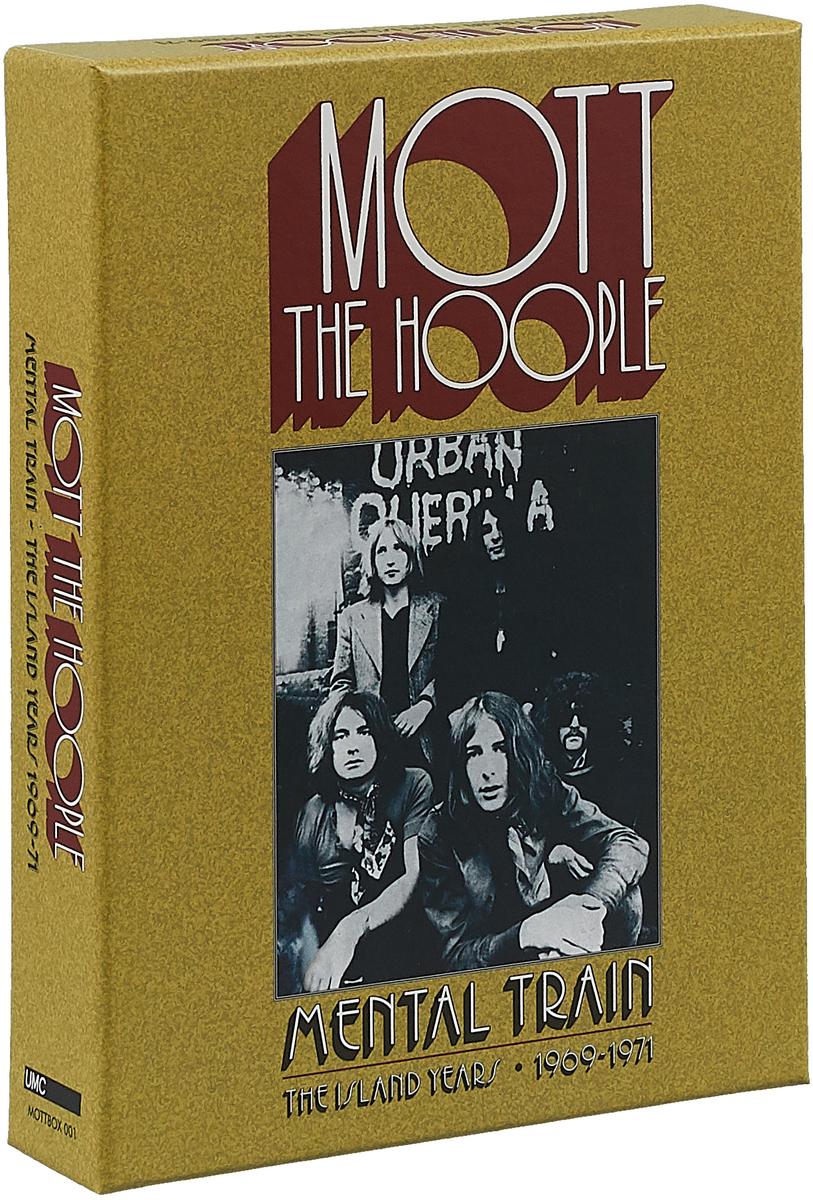 Mott The Hoople Mott The Hoople. The Island Years (6 CD) mudlum tõsine inimene bonus track ehk võidab see kes kõige kauem võitleb