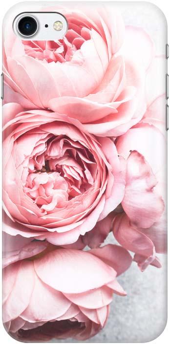 Фото - Чехол-накладка Gosso Cases Нежность для iPhone 7 / iPhone 8, 190335, розовый проводной и dect телефон foreign products vtech ds6671 3