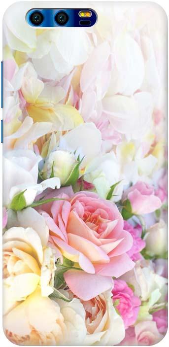 Фото - Чехол-накладка Gosso Cases Нежные розы для Huawei Honor 9, 180046 проводной и dect телефон foreign products vtech ds6671 3