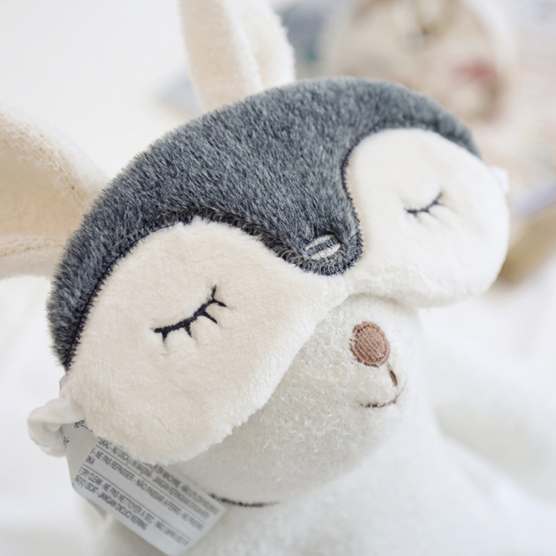 Маска для сна Halluci Пингвин, H909, серый