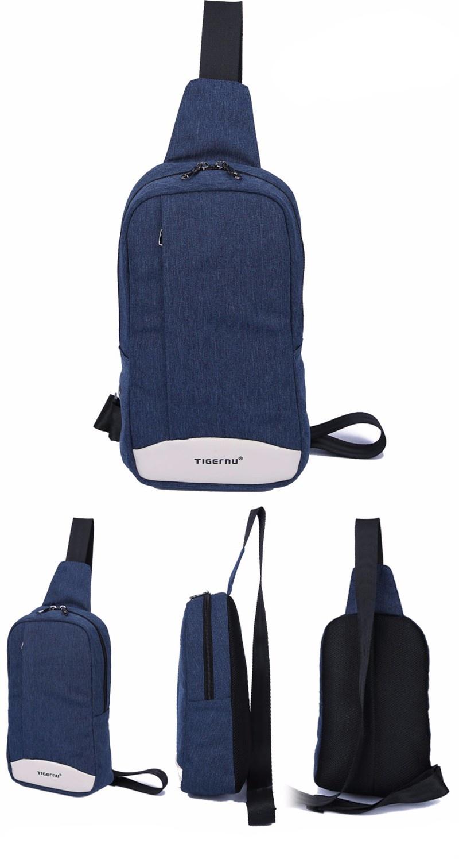 цена Рюкзак Tigernu T-S8031, 6928112306299, синий онлайн в 2017 году