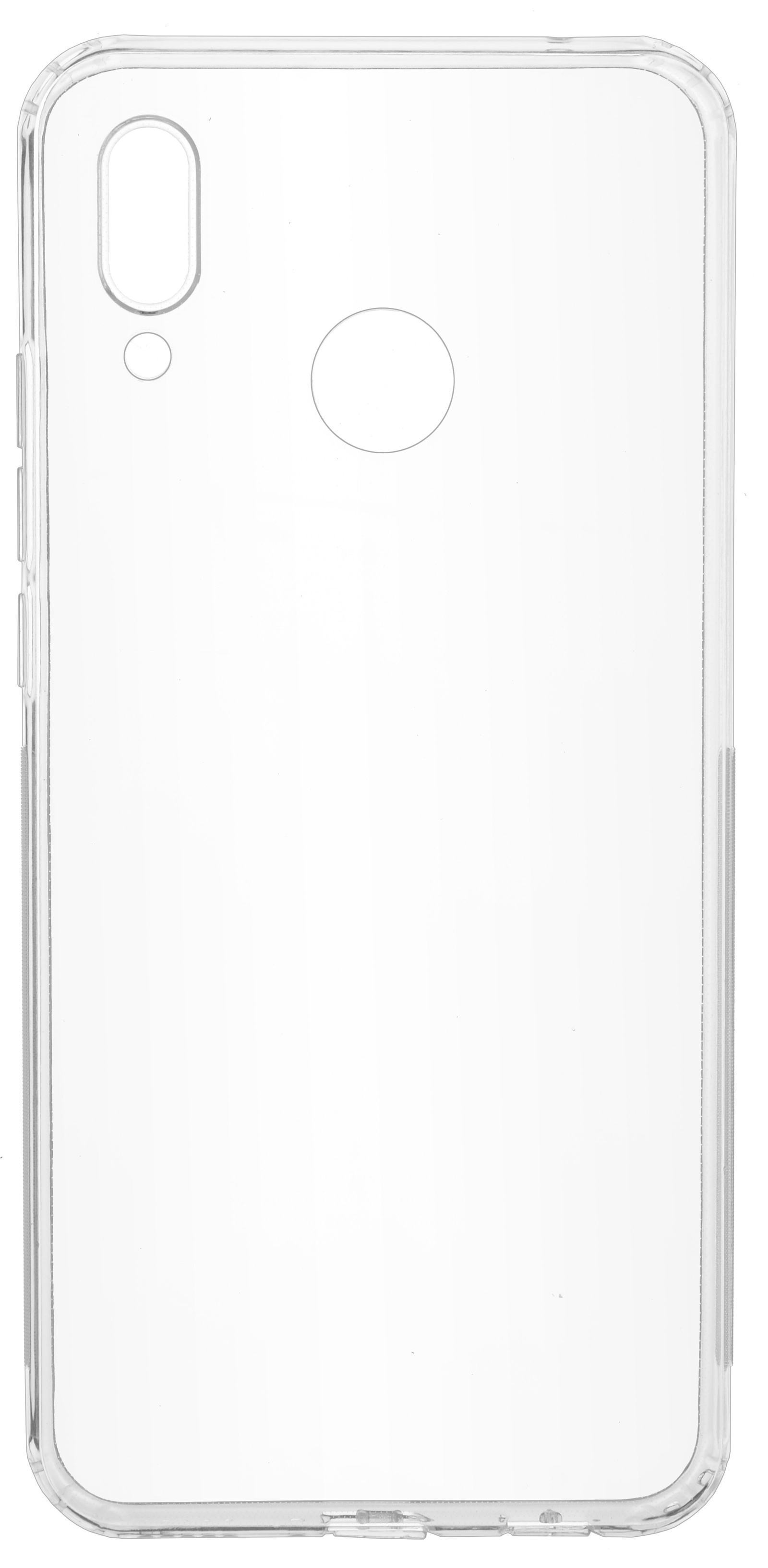 Накладка Skinbox для Huawei Nova 3, Transparent аксессуар чехол для huawei nova 3 2018 zibelino ultra thin case transparent zutc hua nova3 wht