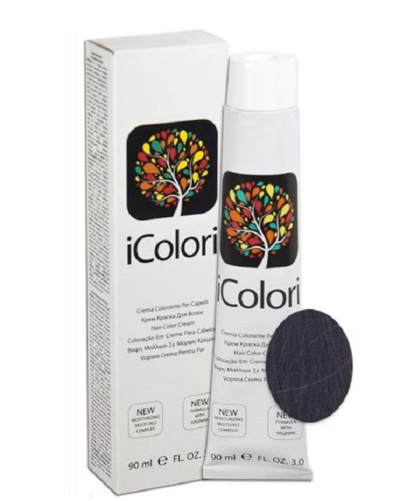 Фото - Крем-краска для волос KayPro iColori №5.18, 90 мл kaypro краска для волос icolori 5 03 теплый натуральный 90 мл