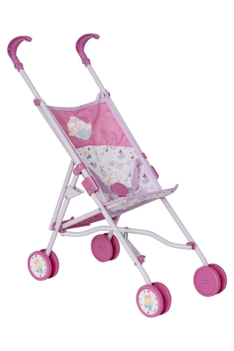 Коляска-трость для кукол Zapf Creation Baby Born, 1423569 кресло – коляска amrus для инвалидов amrw18p el p