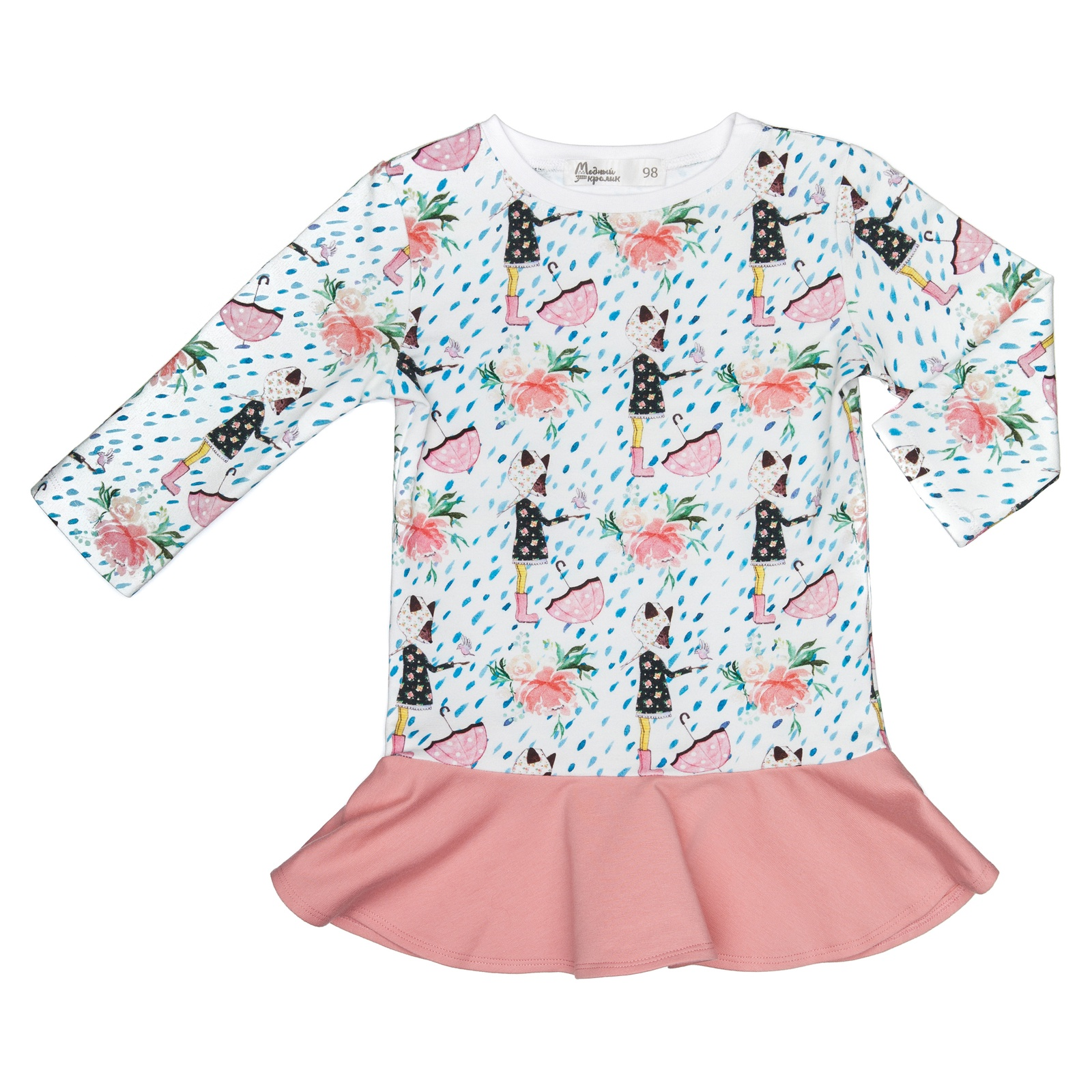 Платье Модный кролик