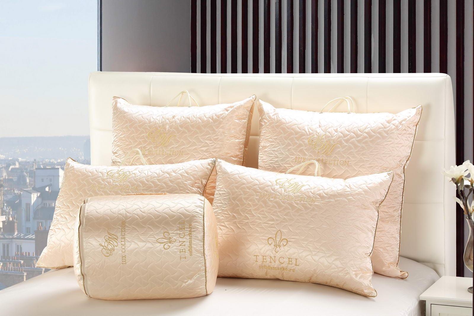 Подушка Sofi de Marko Тенсель, 70х70 см подушка le vele bamboo koton с жаккардом 70х70 см 766 17