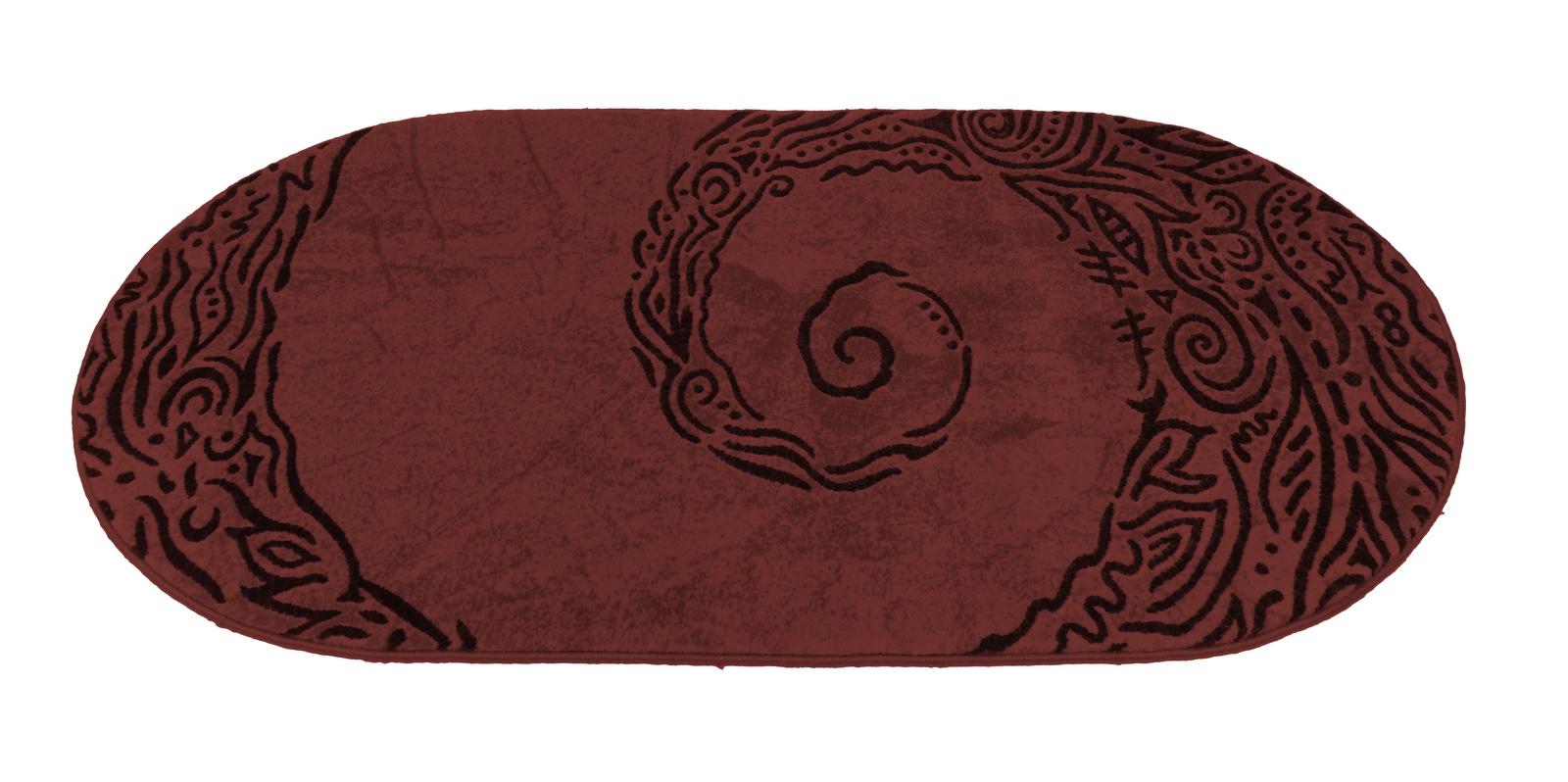 Ковер MADONNA 0,8х1,5/овал/80069AO/красный/MADONNA bossa n madonna the ultimate electro bossa tribute album to madonna