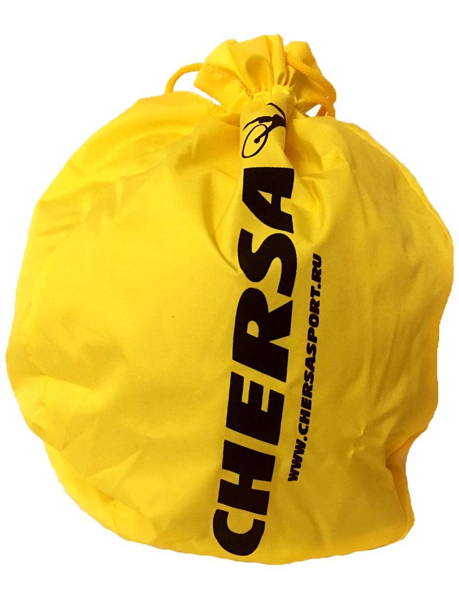 Чехол для гимнастического мяча Chersa Чехол-мяч, желтый цена