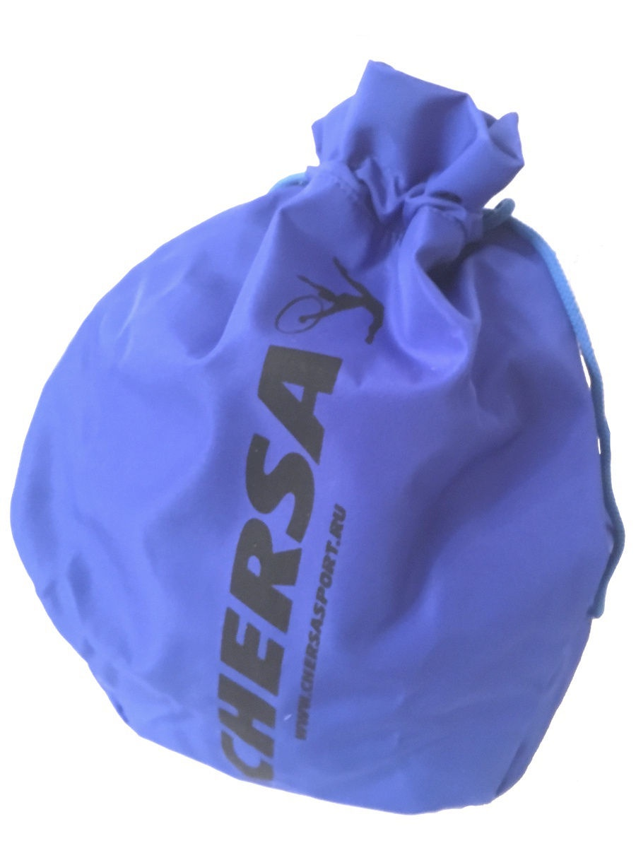 Чехол для гимнастического мяча Chersa Чехол-мяч, синий цена