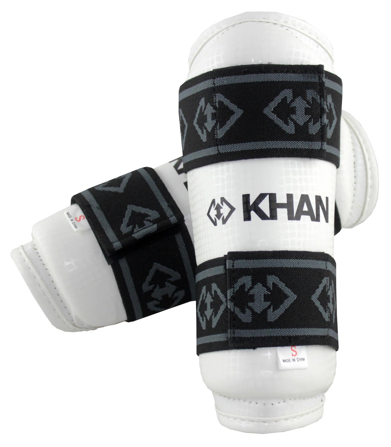 Защита предплечья Khan Club, E12012-3, белый, размер M цена и фото