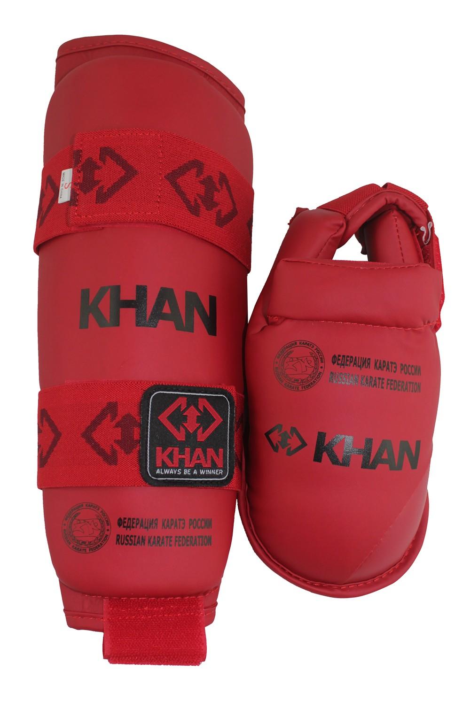 Защита голени и стопы Khan