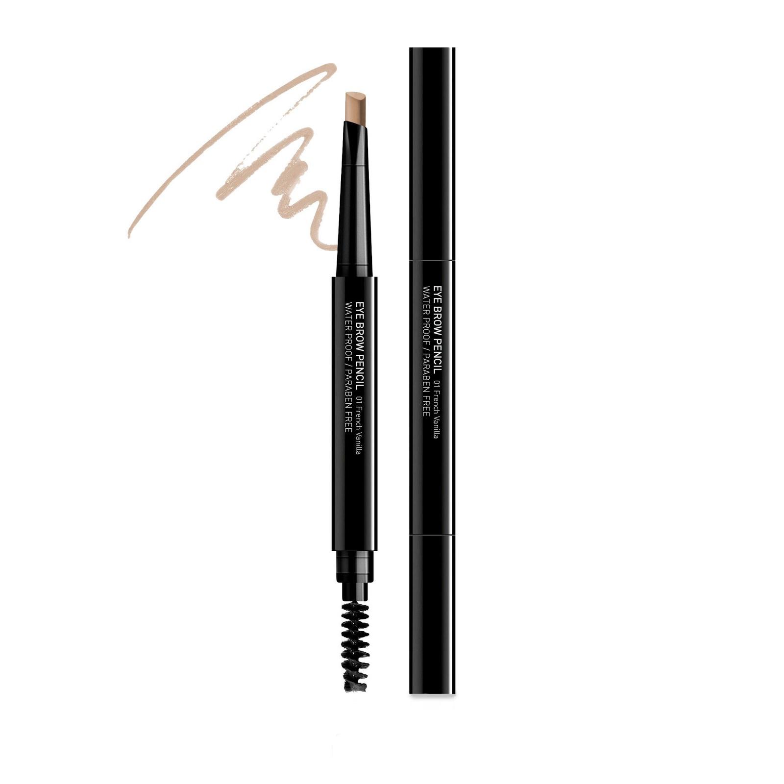 Карандаш для бровей CAILYN Eyebrow Pencil, 01 French Vanilla недорого